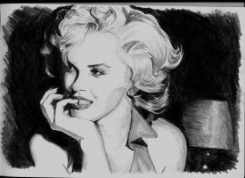 Marylin Monroe by bris1985