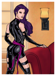 Psylocke (4 out of 7) by vindications