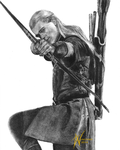 Legolas by incoded