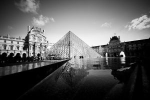 Le Louvre by roon1305