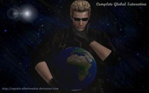 Complete Global Saturation by Captain-AlbertWesker