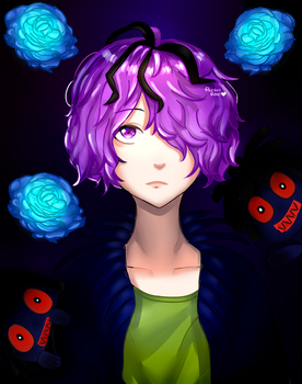 Garry - Ib by PinkuHime10