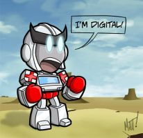 Digital Ratchet by MattMoylan