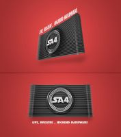 SA4 Logo Designs by abdelrahman