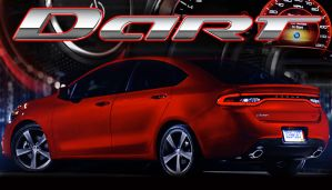 Dodge Dart 2 Contest by RedeyeTrickmaster
