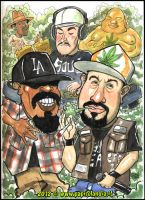 Cypress Hill by marisangoea
