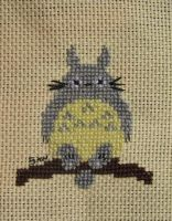 Another Totoro by Santian69