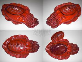 Cuttlefish Vessel by 13anana