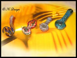 Tobacco Pipes by OK3DESIGN