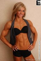 chelsea Gockel Muscle Enhancement by edinaus