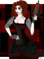 :Mrs. Lovett: by SpiritWritersSong