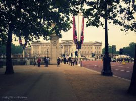 The Mall, London UK by MaRyS90
