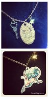 Vintage Necklaces by Flying-Fox