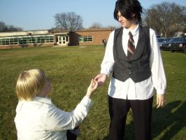 Will you Marry Me Kyoya? by SabinaRose5