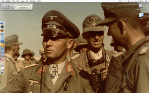 Unser Rommel by SullysWiccanOrgy