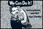 We Can Do It! by gurutekno