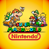Super Mario's World by Authoritee