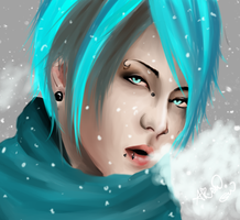 :.Is It Cold Outside.: by SeikouChan