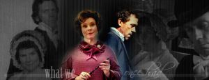 Mr and Mrs Palmer Banner by HeartlessMia
