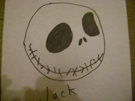 Jack Skellington by RarityLuver214