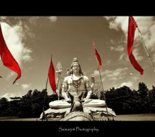 Lord Shiva by sampi1