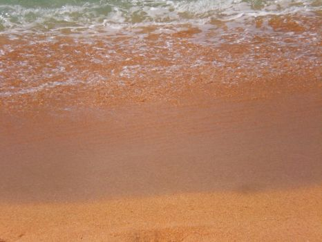 Ripples in the sand by beautifulsorow