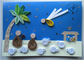 Quilling - card 111 by Eti-chan