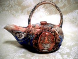 Into the Woods teapot by trickypink