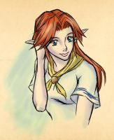 Malon for Adella by OniChild