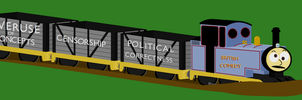 British Comedy - Off The Rails by TheAusterityEngine