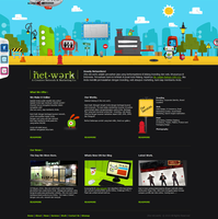 our website by the-netwerk