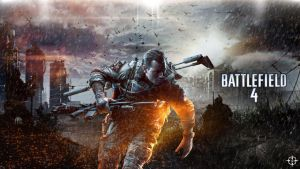 Battlefield 4 | Wallpaper Design - V1 by OptimusProduction