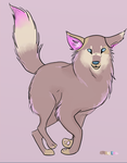 02 Wolf  Adoptable - Open [Offers] by DiverseAdoptables