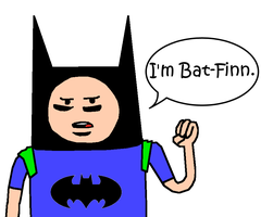 Bat-Finn by TurboTony00
