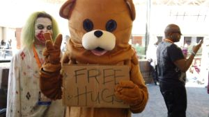 Free Hug? by DRRRLover1224