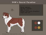 DOB's Secret Paradise: Mistery - CLOSED by BlueOven