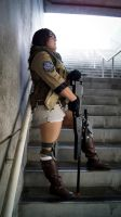 Comikaze: Piers Nivans (RE6) 'Endless Waiting' by AngelicCosplay