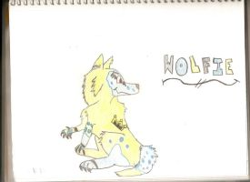 Wolfie Clearer Version by KingdomHeartsWolfie9