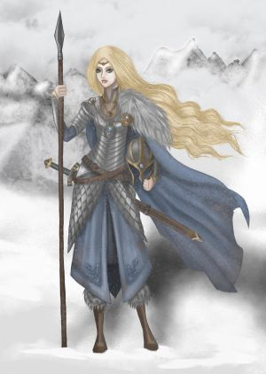 Eowyn ? Never heard of her by blob-du-chaos