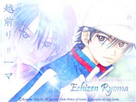 Just edit Ryoma Echizen by Kauthar-Sharbini