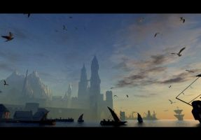 The Port by RoguePL