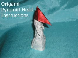 Origami Pyramid Head Instr. by DonyaQuick