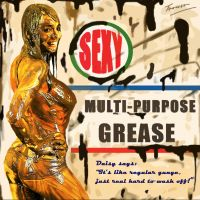 Multi-Purpose Grease by Trouso