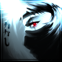 Sharingan kakashi by teamsugoi1