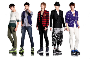 [PNG] MBLAQ by CrisCHndts