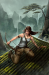 Tomb Raider | Entry 1 by Bone-Fish14