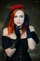 Redhead Beauty [2] by Luin-Tinuviel