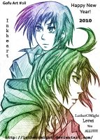 Gofu Art 08 Inkheart 2010 by LutherOMight