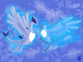 Ice Ice Birdie by Articuno