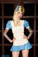 Alice In Wonderland by VanessaLake